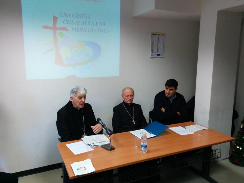 """VESCOVI MARCHE: """"RIPARTIRE DALLA FAMIGLIA"""", PROTAGONISTA DELL'EVANGELIZZAZIONE"""